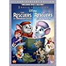 The Rescuers: The Rescuers / The Rescuers Down Under, 35th Anniversary Edition