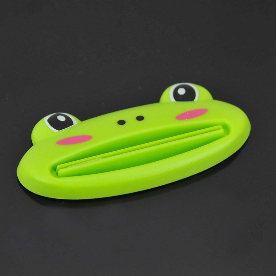 Swiftswan Cute Animal Multi-function Toothpaste Squeezer