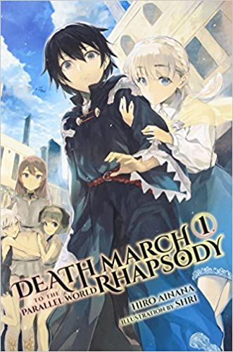 Amazon com: Death March to the Parallel World Rhapsody, Vol  1