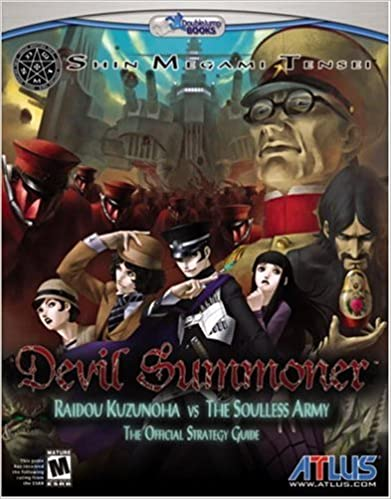 Book Devil Summoner Strategy Guide