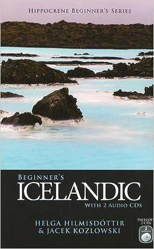 Image for Beginner's Icelandic with 2 Audio CDs (Hippocrene Beginner's)