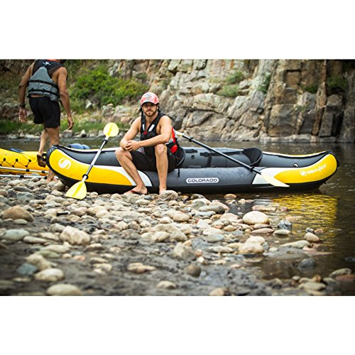 Sevylor Inflatable Colorado Canoe 2-person