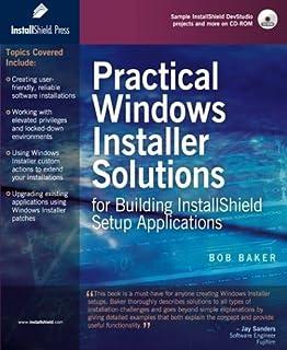 The Official InstallShield for Windows Installer Developer's
