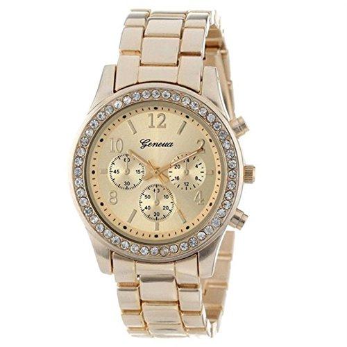 VEHOME Cronógrafo - Cuarzo clásico - Reloj Redondo de Cristal de señora-Relojes Inteligentes relojero Reloj reloje de Pulsera Marcas Deportivos: Amazon.es: ...