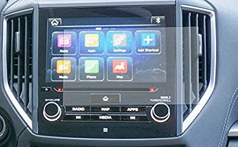 for 2019 Subaru Forester Ascent 6.5 Starlink Infotainment Touch Screen Display High Definition Anti Scratch Filters UV Set of 2 PcProfessional Screen Protector