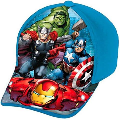 Gorra Vengadores Avengers Marvel: Amazon.es: Juguetes y juegos