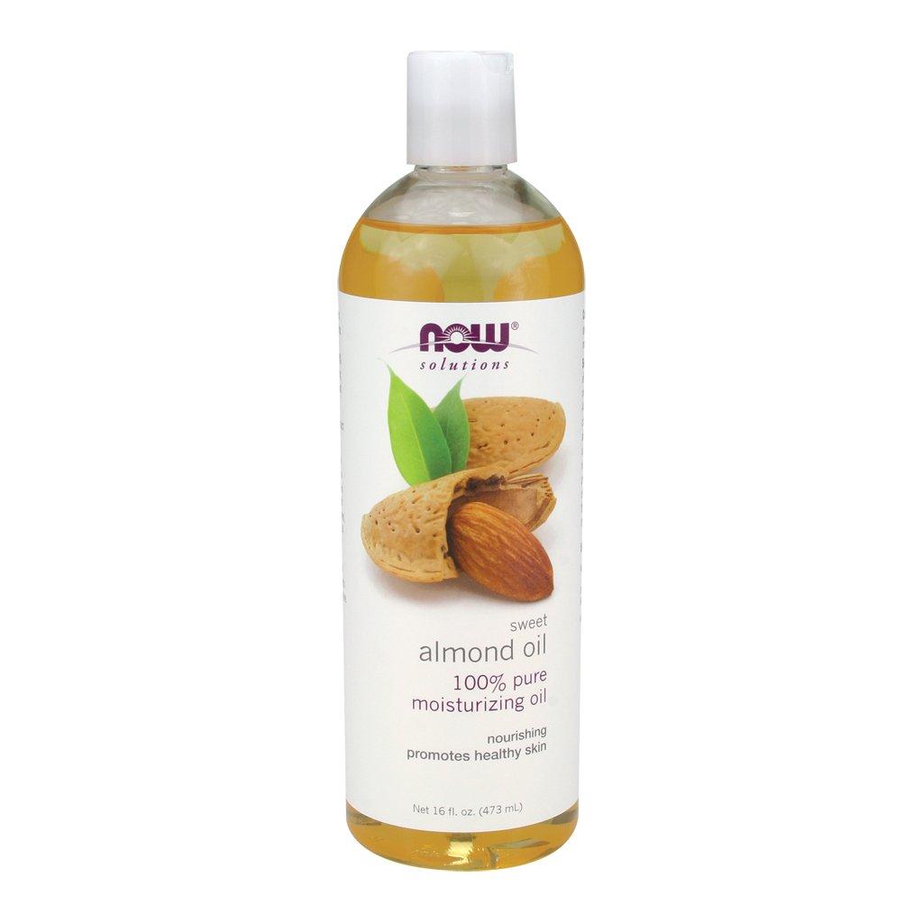 Now Foods Sweet Almond Oil - 16 oz. 6 Pack by KTC