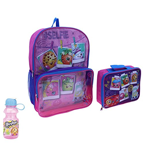 Shopkins Toys Piece Kids Backpack