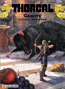 """Afficher """"Thorgal n° 22 Géants : Vol.22"""""""