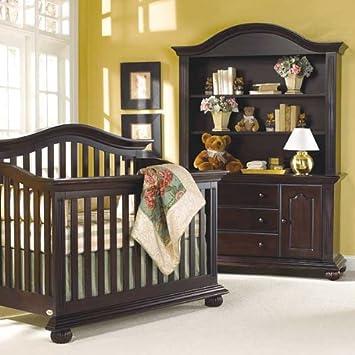 Munire Old World Crib Drawer Newport Espresso
