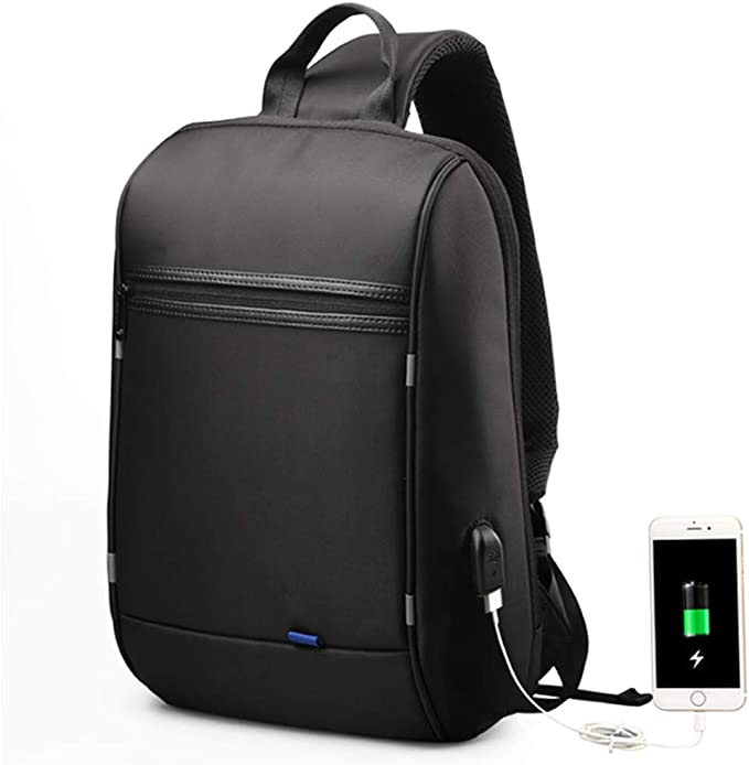 Magecraft Shoulder Travel Bag Black Leather free shipping from USA