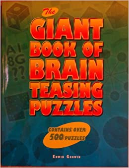 Book Giant Book of Brain Teasing Puzzles
