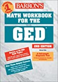 Math Workbook for the GED, Johanna Holm, 0764120565