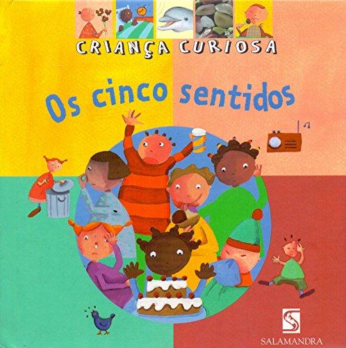 Os Cinco Sentidos. Moderna (Em Portuguese do Brasil)