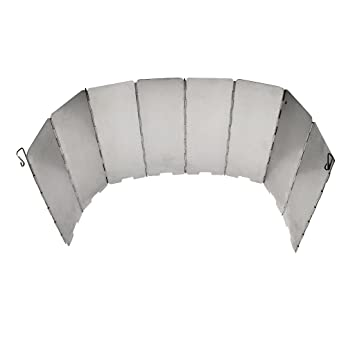 Gazechimp 8 Piezas de Placas de Estufa de Gas Plegables para Cocina Pantalla Parabrisas Protector de Viento para Acampada Picnic: Amazon.es: Deportes y aire ...