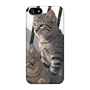 Luoxunmobile333 Ngl20091vWdD Protective Cases For Ipod Touch 5(kittens Couple)