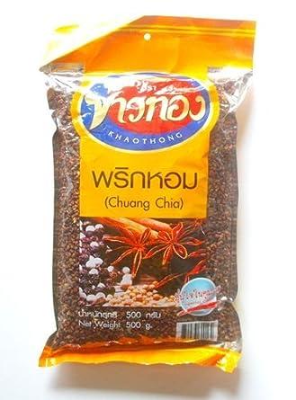CHUANG Chia semillas khaothong marca 500 G.: Amazon.com ...
