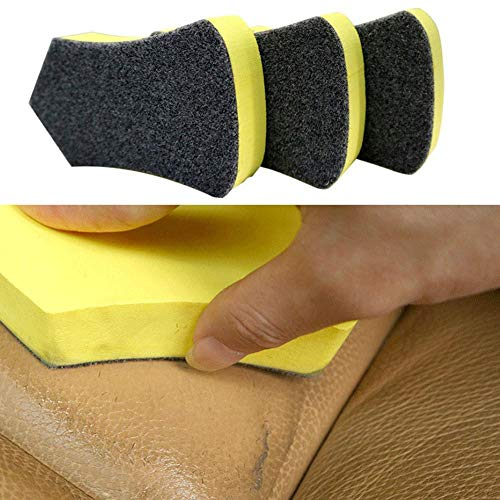 YakeHome Nano Cleaning Brush Felt Cleaning Tool, Suitable For Car Leather Seats, Car Interiors And Other Details Of The Cleaning Brush comfortable imaginative: