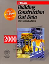 Building Construction Cost Data 2000 (Means Building Construction Cost Data, 2000)