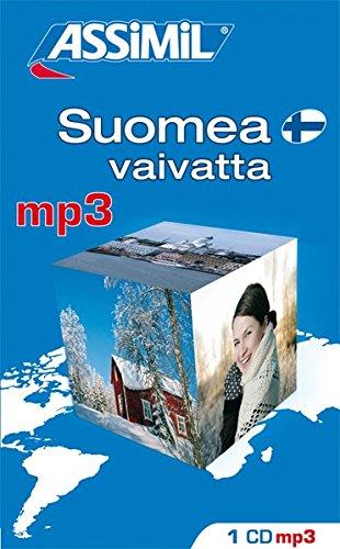 ASSiMiL Finnisch ohne Mühe - mp3-CD: Selbstlernkurs für Deutschsprechende - (Niveau A1-B2)
