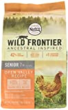 Wild Frontier Senior Grain Free Dry Cat Food Chicken Flavor, 5 Lb. Bag For Sale