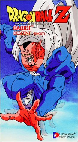 Amazon Dragon Ball Z Babidi Descent Uncut [VHS] Doc Impressive Bownloab Rade Ba Idi