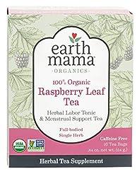 Earth Mama Organic Raspberry Leaf Tea Ba...