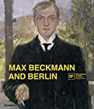 img - for Max Beckmann and Berlin book / textbook / text book