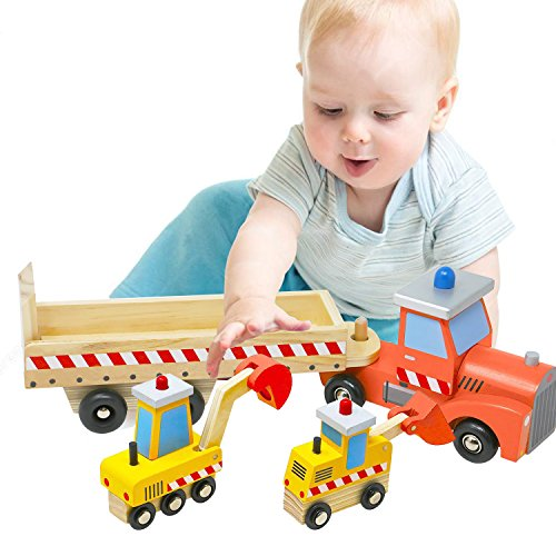 truck and trailer set - 4