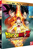 Dragon Ball Z : La Résurrection de « F » - Le Film Br 3D & 2D [Blu-ray] [Combo Blu-ray 3D + Blu-ray 2D]