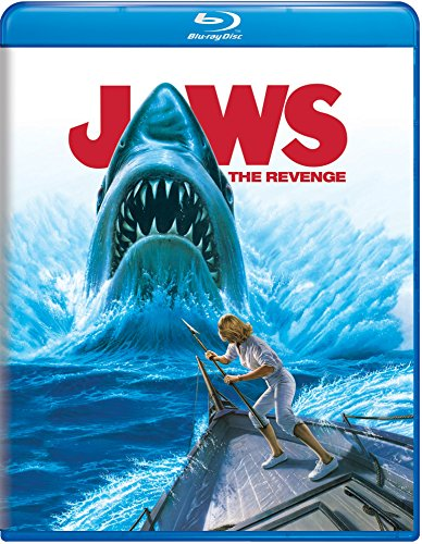 Jaws  The Revenge  Blu Ray