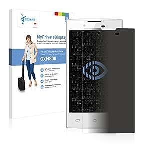 Vikuiti MyPrivateDisplay Protector de Pantalla y privacidad GXN800 de 3M compatible para Leagoo Lead 4
