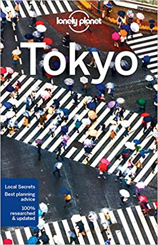 11th Edition Lonely Planet Tokyo 11th Ed.
