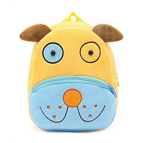 Best Quality - Kids Hot Schoolbag - Factory Outlet Girls 3D Cartoon Plush Boys Backpack Kindergarten Schoolbag Animal Kids Backpack Children School Bags - by Osaro Shop - 1 PCs -