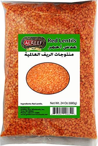 Alreef Red Lentils