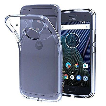 TIGERIFY Back Cover for Motorola Moto E4 Plus  Transparent
