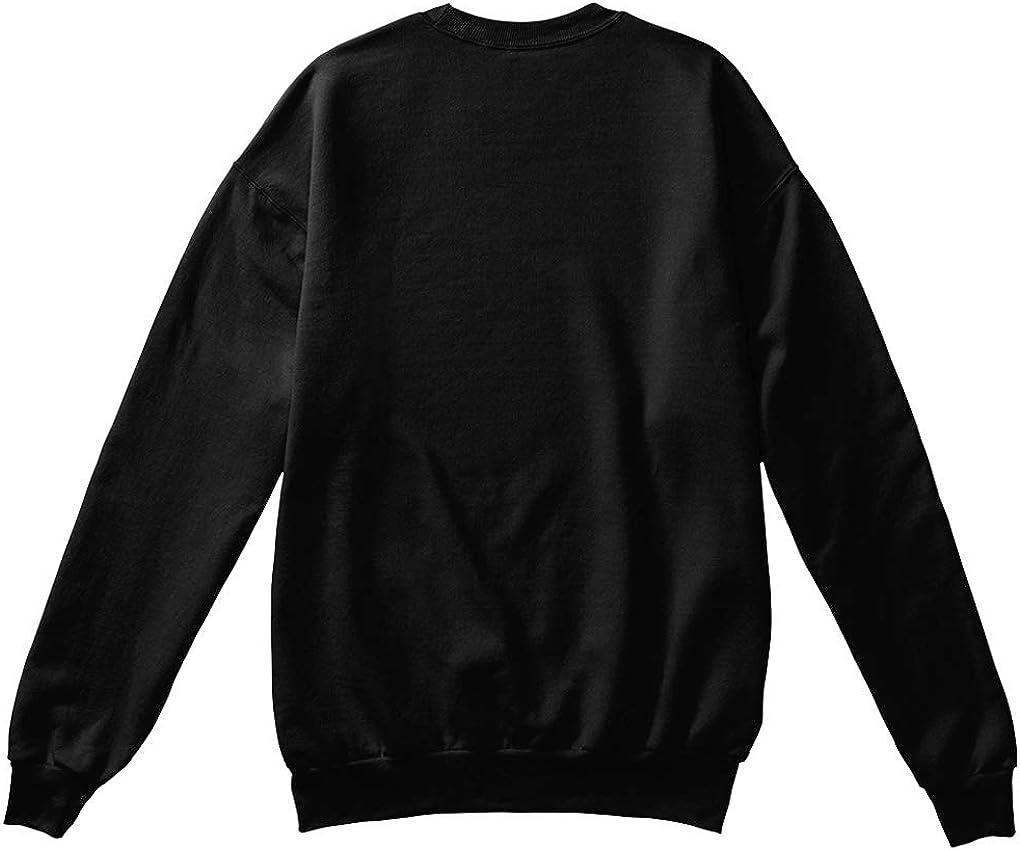 teespring Amazing Lesbian 2 Classic Crewneck Sweatshirt – 100% Baumwolle Jet Black