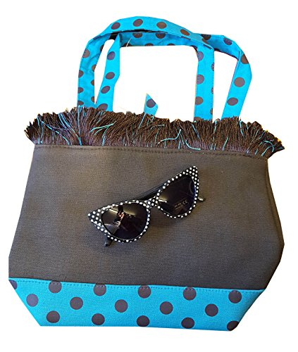 Dangerousfx - Bandeau - Womens Bag Blue + Black Glasses