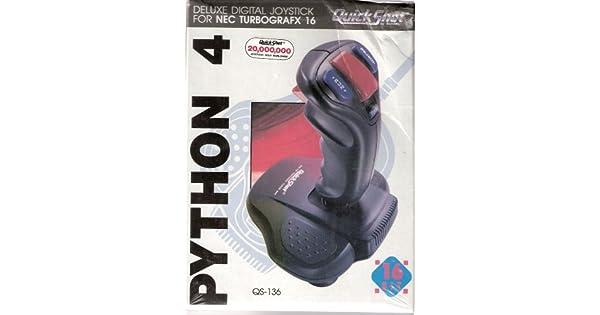 Python Virtual Joystick