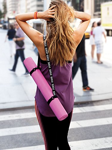 Victorias Secret PINK Yoga Mat Pink Rally