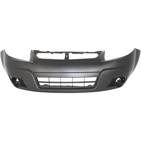 northautoparts 71700808105pk para Suzuki SX4 frontal primered Bumper Cover sz1000135