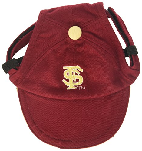 Sporty K9 Collegiate Florida State Seminoles Dog Cap, Medium