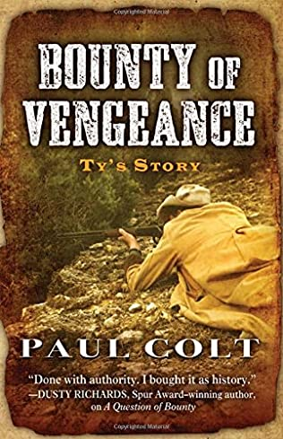book cover of Bounty of Vengeance