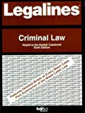 Criminal Law : Keyed to the Kadish Casebook, Spectra, 0159003334