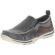 Skechers USA Men's Elected Drigo Slip-On Loafer
