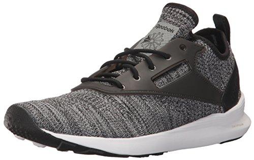 Black Flint HM Wh Reebok Steel Runner Men's Sneaker Zoku Grey HnUaXB