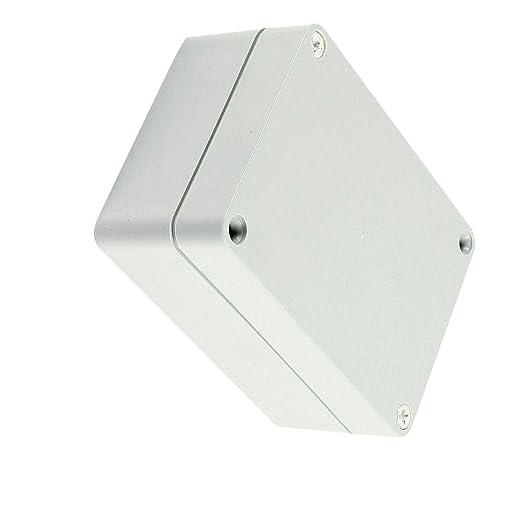 Aexit 84x58x35mm Caja de plástico a prueba de agua DIY Junta de ...