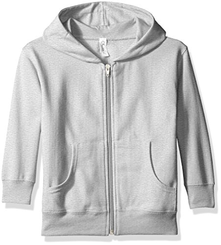 Clementine Apparel Toddlers Full Zip Sweatshirt product image