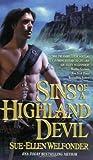 Sins of a Highland Devil, Sue-Ellen Welfonder, 0446561789
