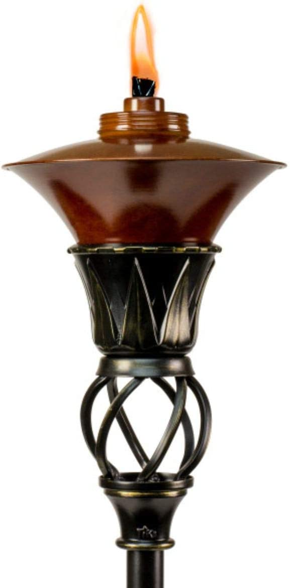 mart TIKI 1118039 Brand Ranking TOP2 63-inch Catalina Torch Brushed Copper Metal